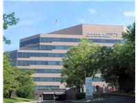 A Lockheed Martin building in Bethesda