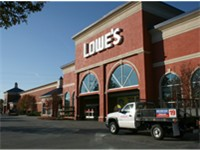 Lowe's #487 in Chapel Hill, North Carolina.