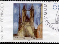 Stamp, Germany 2002