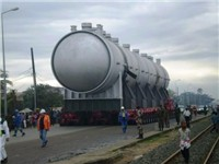 Autoclave enters Madagascar, 2008, as part of new mining operation