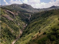 The Golomoti escarpment