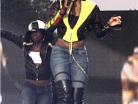 Mary J. Blige in September 2003