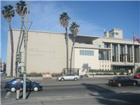 Pickford Center for Motion Picture Study in Hollywood, California