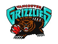 Vancouver Grizzlies logo