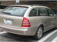 W203 wagon