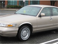 1997 Mercury Grand Marquis LS model