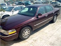 Middle Eastern 2003 Grand Marquis LS, equipped with the Export Handling Package featuring '03-'05 LS