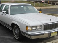 1988-1991 Mercury Grand Marquis