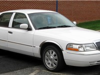 2003-2005 Mercury Grand Marquis