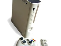 The Xbox 360, Microsoft's second system in the gaming console market.