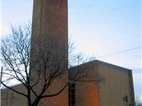 Christ Church Lutheran by Eliel Saarinen