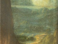 Detail of the background (right side)