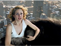 Watts as Ann Darrow in King Kong