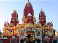 The Laxminarayan Temple,is a famous Vaishnavite temple in New Delhi