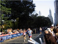 The New York City Marathon is the largest marathon in the world.