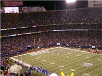 Giants Stadium has been home to the Giants since 1976.