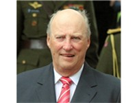 Harald V, the current King of Norway