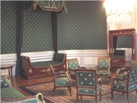 Birthroom of King Ludwig II of Bavaria.