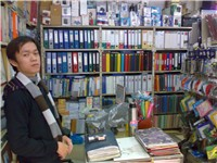 Hà Nội's Stationery supplier