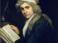 Mary Wollstonecraft by John Opie (c. 1791)