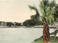 Lake Lucerne in c. 1905