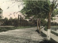 Lucerne Circle in c. 1905