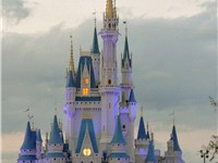 Cinderella Castle at the Magic Kingdom, Walt Disney World Resort