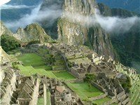 Machu Picchu, the &quot;Lost City of the Incas&quot;