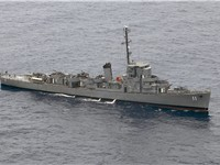 The BRP Rajah Humabon (PF-11) is the current flagship, and largest warship of the Armed Forces of th