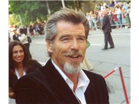 Brosnan at the Toronto Film Festival 2005