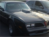 Second generation Pontiac Trans Am