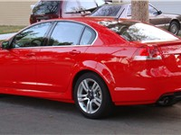 2008 Pontiac G8 Base Model