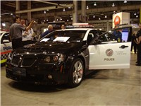 Prototype LAPD Pontiac G8