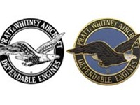 Evolution of the Pratt & Whitney eagle logos