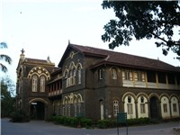 Fergusson College is one of the oldest colleges in India.