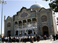 Qazvin is an ancient city containing fine examples of Iranian architecture from various ages.