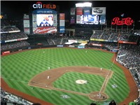 Citi Field, the new home of the New York Mets.