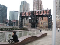 Long Island City is a neighborhood in Western Queens