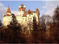 Bran Castle was built in 1212, and became commonly known as Dracula's Castle after the myths that it