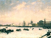 The capital of Imperial Russia was Saint Petersburg.
