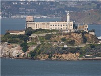 Alcatraz receives 1.5 million visitors per year.