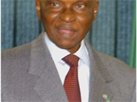 Abdoulaye Wade, current president of Senegal.