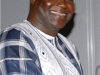 Ernest Bai Koroma, current president of Sierra Leone