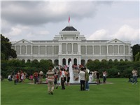 The Istana, the official residence and office of the President of Singapore