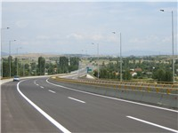 The E65 section of the northern bypass