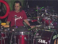 "Lombardo's speed and aggression earned him the title of the ""godfather of double bass""  by Drummerwo"
