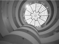 The Guggenheim interior