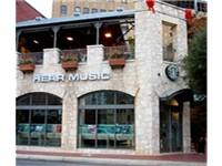 Starbucks' second Hear Music Coffeehouse at the South Bank development adjacent to the River Walk in