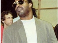 Stevie Wonder at the Grammy Awards of 1990
