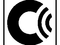 Initial 1984 logo of the analog C-Netz, the first-generation analog mobile phone system that was the